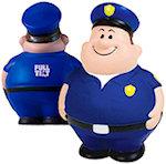 Policeman Stress Balls